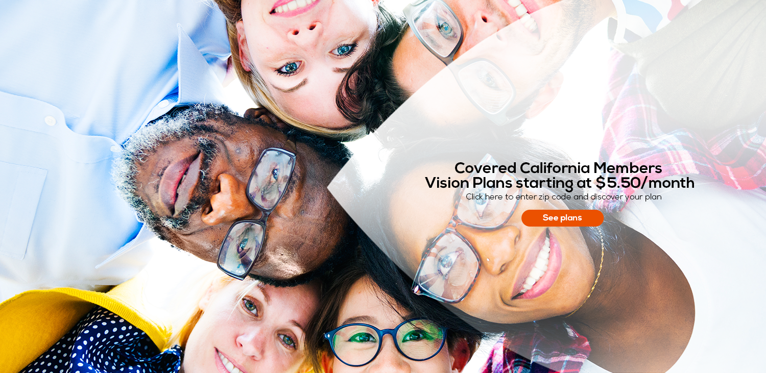 Vision Plans starting at $5.50 a month. See plans.